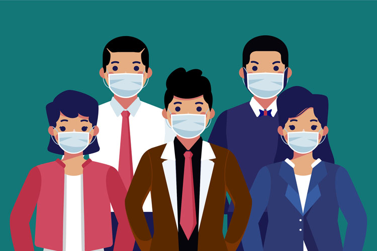 Pandemic Effects on Office Environment