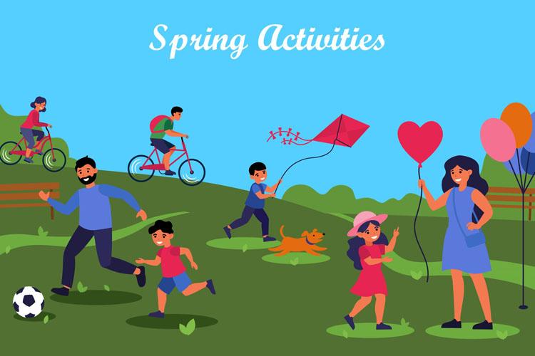 5 Fun Spring Activities During Quarantine