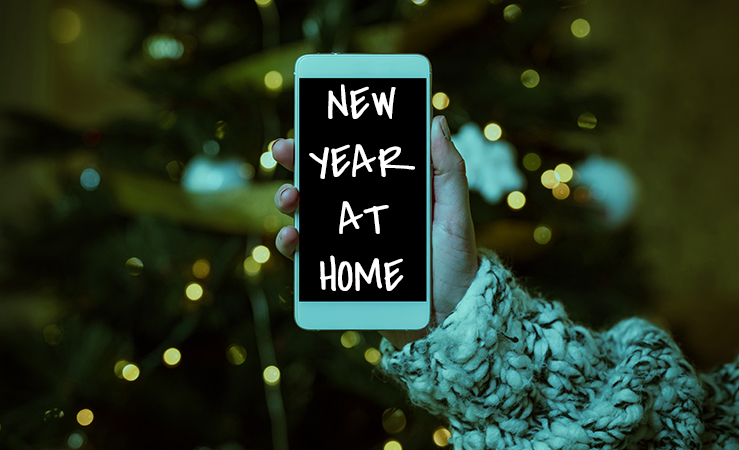 How to Celebrate New Year Eve at Home