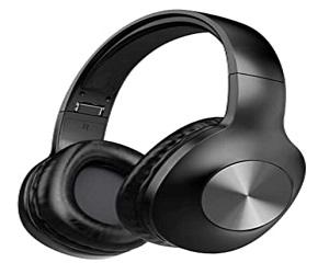 100 Hours Playtime Headphones