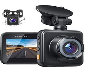 1080P Full HD Dash Camera For Cars