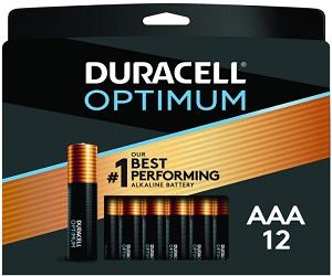 12 Pack Alkaline AAA Battery