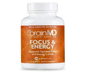 120 Capsules Mental Endurance Booster