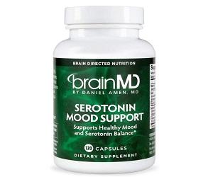120 Capsules Serotonin Mood Support