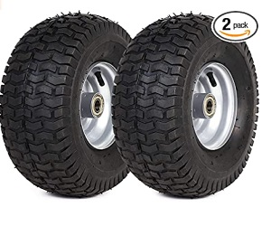2 Pack Tire And Wheel Set