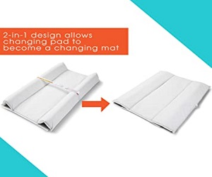 2 in 1 Convertible Changing Mat