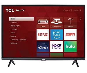 32 Inch 1080p Smart LED TV