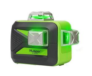 3D Laser Level Professional Green Beam Huepar 603 CG
