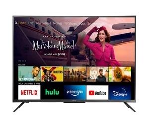 43 Inch Toshiba Smart TV