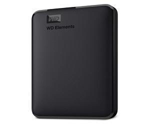 5TB Elements Portable External Hard Drive HDD