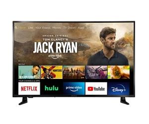 65 Inch Smart 4K UHD - Fire TV