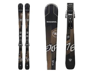 76 CI Skis with Xpress 11 GW Bindings