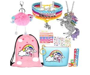 8 Pcs Unicorn Gifts For Girls