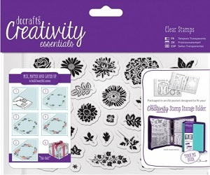 A6 Clear Stamp Set