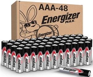 AAA Batteries 48 Pack