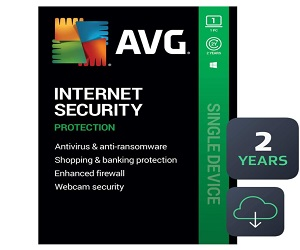 AVG Internet Security Protection Software