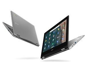 Acer Chromebook Spin 311 CP311-2H-C3KA Convertible Laptop