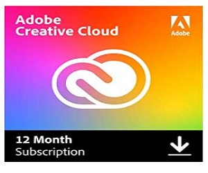 Adobe creative tools plus 100GB storage
