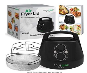 Air Fryer Lid for Pressure Cooker