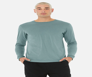 Airlume Cotton Long Sleeve