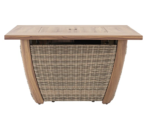 AmberCove Firepit Table