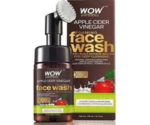 Apple Cider Vinegar Exfoliating Face Wash
