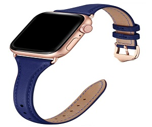 Apple Leather Watch Band