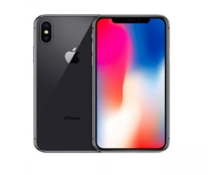 Apple iPhone X 64GB Space Grey Unlocked (Refurbished - Good)