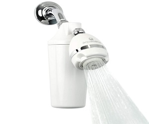 Aquasana Deluxe Shower Water Filter System For Showerhead