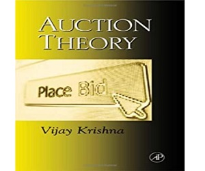 Auction Theory 1st Edition