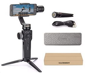 Gimbal Stabilizer with Grip Tripod for iPhone