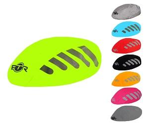 BTR Bicycle High Visibility Waterproof Bike Helmet Cover. High Viz