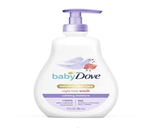 Baby Wash Calming Tear Free Moisture