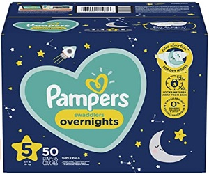 Baby Diapers Enormous Pack