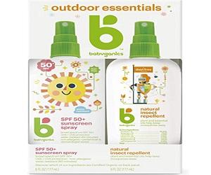 Baby Sunscreen Spray