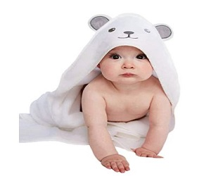 Bamboo Hooded Baby Towel