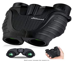 Binoculars with Low Light Night Vision, +  Extra 15%