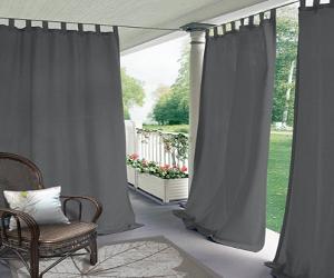 Blackout Waterproof Curtain