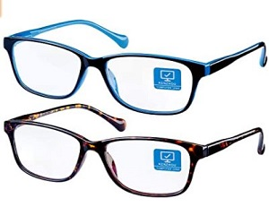 Blue Light Blocking Computer Glasses  + Extra $6.00 Off