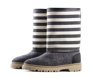 Boots - Marine Black