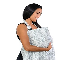 Breathable Cotton Privacy Feeding Cover