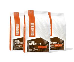 Bulletproof Ground Coffee 3 Packs