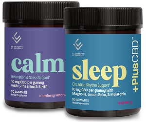 SLEEP & CALM GUMMIES BUNDLE