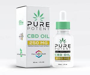 CBD Oil 250 mg