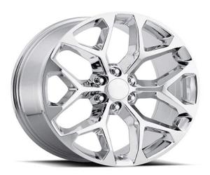 Chevy Truck Snowflake Wheels FR 59