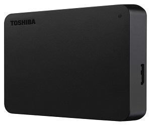 Canvio Basics USB 3.0 Portable External Hard Drive