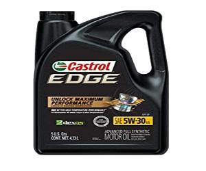 Castrol Full Synthetic Motor Oils