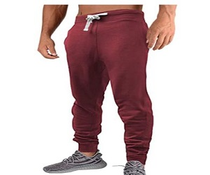 Sweatpants Basic Fleece Jogger Pant