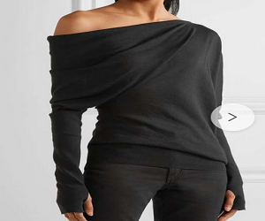 Casual One Shoulder