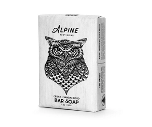 Cedar Bar Soap